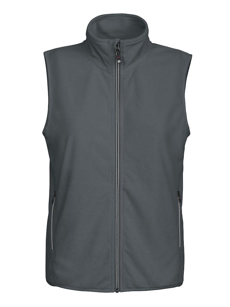 Melton Vest lady grey S