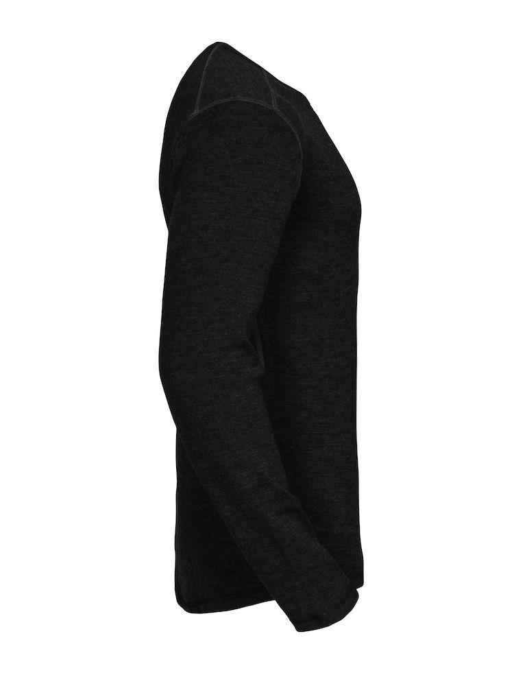 3106 UNDERWEAR SHIRT Black XL