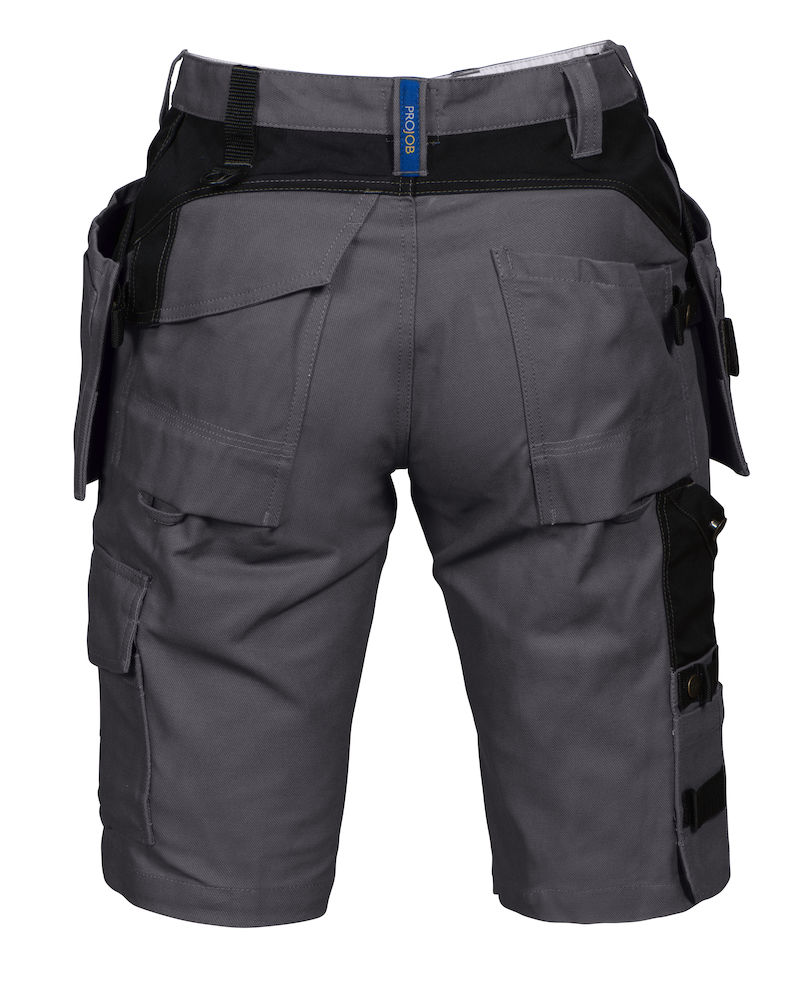 Projob 5527 SHORTS GREY 56
