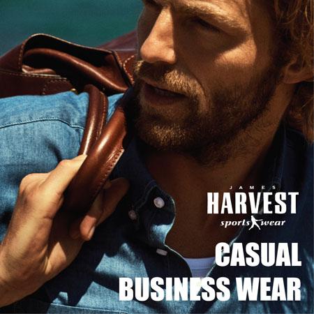 James Harvest Sportswear 2017